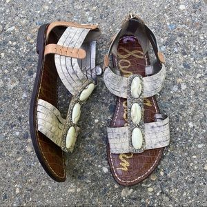 Sam Edelman KAIYA gladiator style sandals